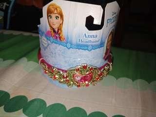Disney Frozen Anna Headband