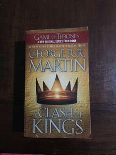 Clash of Kings (Game of Thrones Book 2)