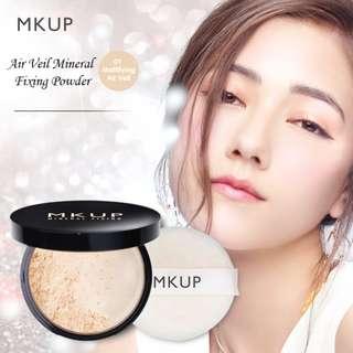 Brand New Mattifying Air Veil Mineral Fixing Powder - 01 Mattifying