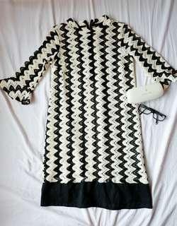 BRANDED SHIFT DRESS, TOPSHOP