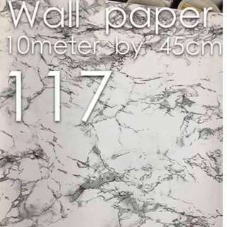 Granite Marble Stones Design Wallpaper Self Adhesive C117