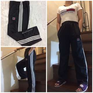 Basic Track Pants - Black