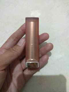 Maybelline lipstick powder matte