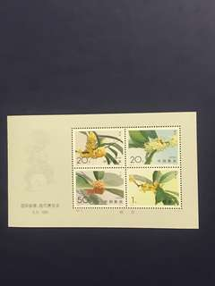 China Stamp- 1995-19 Miniature Sheet