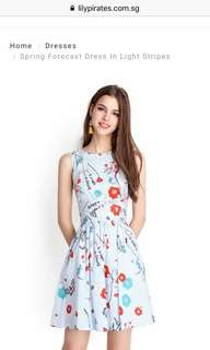 Brand new with tag Spring forecast Lily Pirates Dress