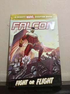 """A Mighty Marvel Chapter Book """"FALCON"""""""