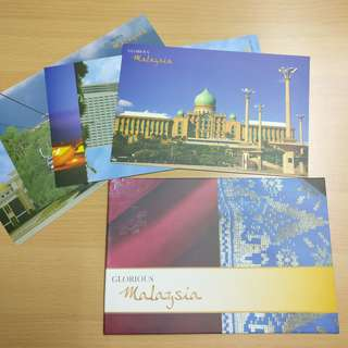 Postcard Glorious Malaysia