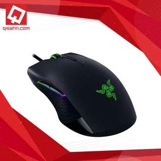 Razer Lancehead Tournament Edition Ambidextrous Gaming Mouse (Black / Mercury White)