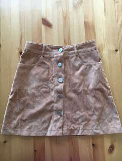 Mini skirt size 6