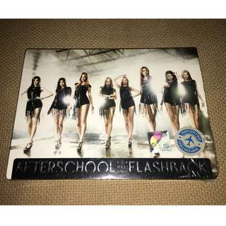 After School - Flashback CD (NEW & UNSEALED)