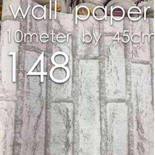 Bricks Stones Design Wallpaper Self Adhesive C148