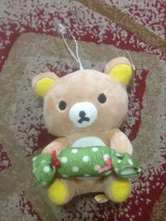 Stuffed toy (bear with candy)