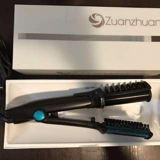 Zuanzhuan 鑽轉 捲髮器