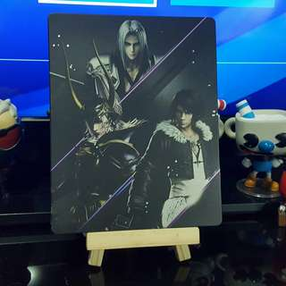 PS4 Dissidia NT steelbook with game