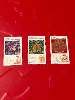 中國郵票2011-12