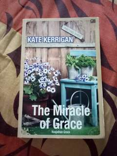 The Miracle of Grace by Kate Kerrigan