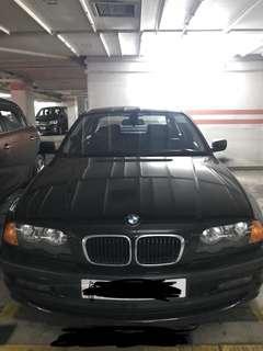 BMW 318I (1895cc) 2001