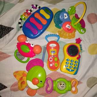 Take all branded baby toys
