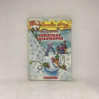 Christmas Catastrophe   Geronimo Stilton Special Edition