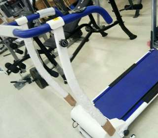 Motorized Foldable Treadmill