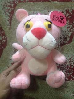 Stuffed toy (Pink Panther)