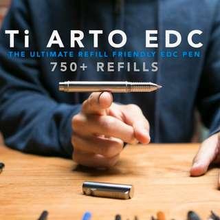 Ti Arto EDC Pen