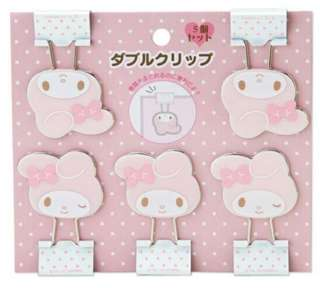 My Melody Paper Clips