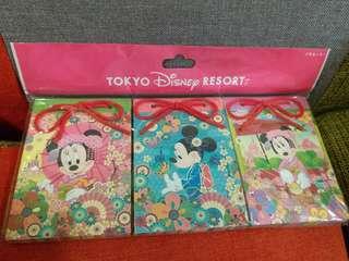 迪士尼公仔簿~購自日本迪士尼