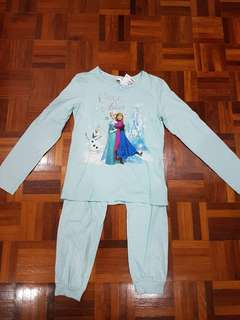 H n m- sleepwear- 8 to 10 years old