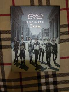 Infinite - Destiny Album
