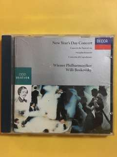 Orchestral Cd