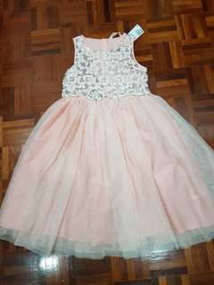 H n m- dinner dress- 9 to 10 years old