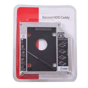 2nd Caddy for Laptop 9.5mm Brand New