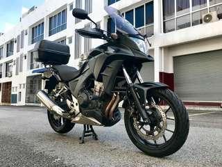 Honda CB500X ABS Model