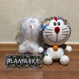 Uniqlo x Takashi Murakami Doraemon