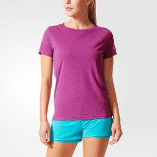 BNWT Adidas Women's Climachill Running Tee