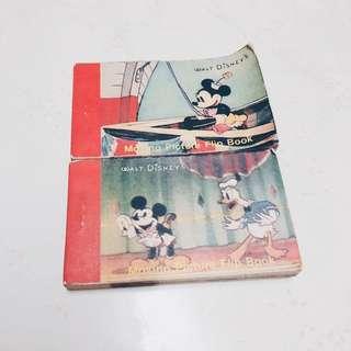米奇老鼠 Mickey Mouse Minnie Mouse Donald Duck Moving picture flip book