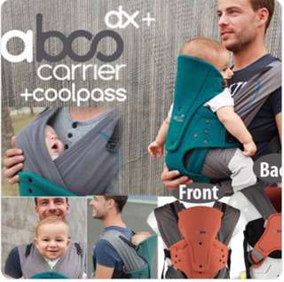 Close Parent Caboo DX Carrier