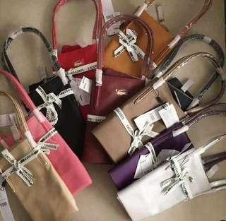 Lacoste Tote Bags (Overruns)