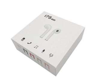I7S TWS 單/雙耳無線藍牙耳機
