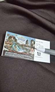 Lost world of tambun ticket