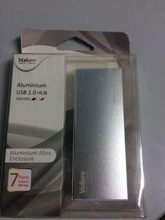Aluminum USB 2.0 HUB