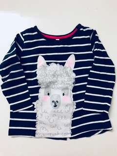 Cute Sheep Long Sleeve Shirt
