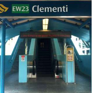 Clementi Master Bedroom for Rent