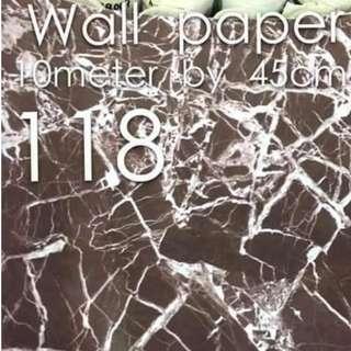 Granite Marble Stones Design Wallpaper Self Adhesive C118
