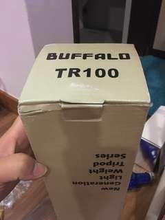 Buffalo TR100 tripod