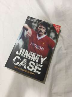 Jimmy Case LFC My Autobiography