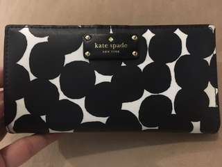 Auth KATE SPADE Stacy Wallet