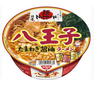 日清 八王子洋蔥醬拉麵