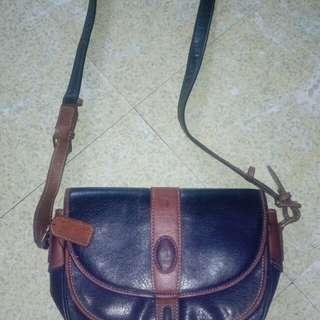 Pony vintage bag